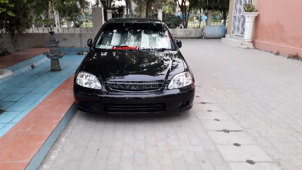 Honda Civic VTi 1.6 2000 Image-1