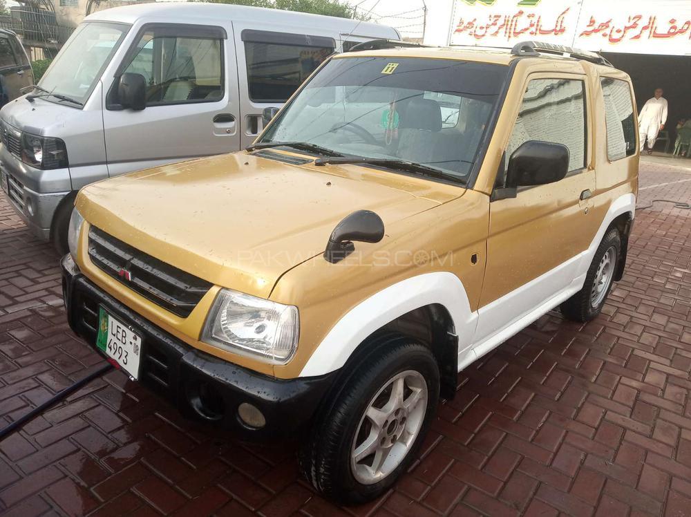 Mitsubishi Pajero Mini 1998 Image-1
