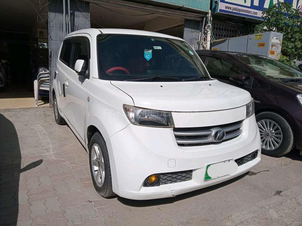 Toyota B B 1.3 Z L PACKAGE 2007 Image-1
