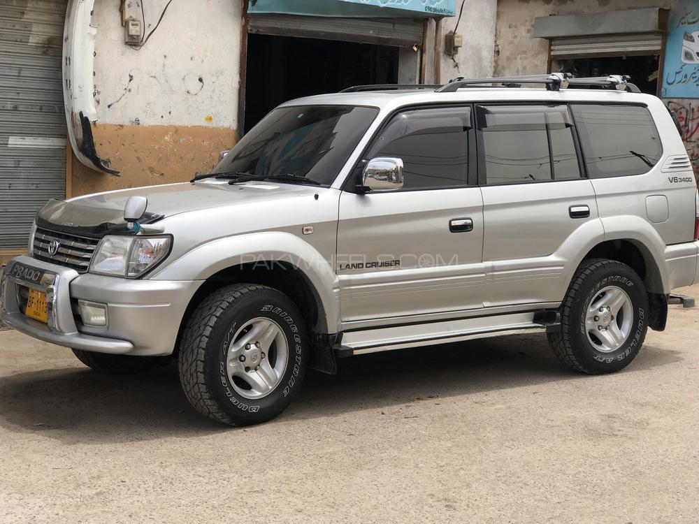 Toyota Prado TZ 3.4 2000 Image-1