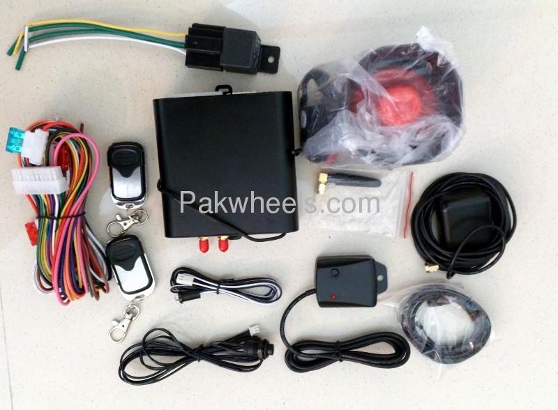 gsm gps gprs car alarm security tracker lahore for sale. Black Bedroom Furniture Sets. Home Design Ideas