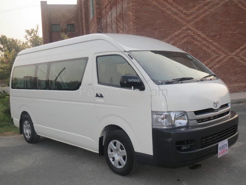 Toyota Hiace GL 2008 Image-1