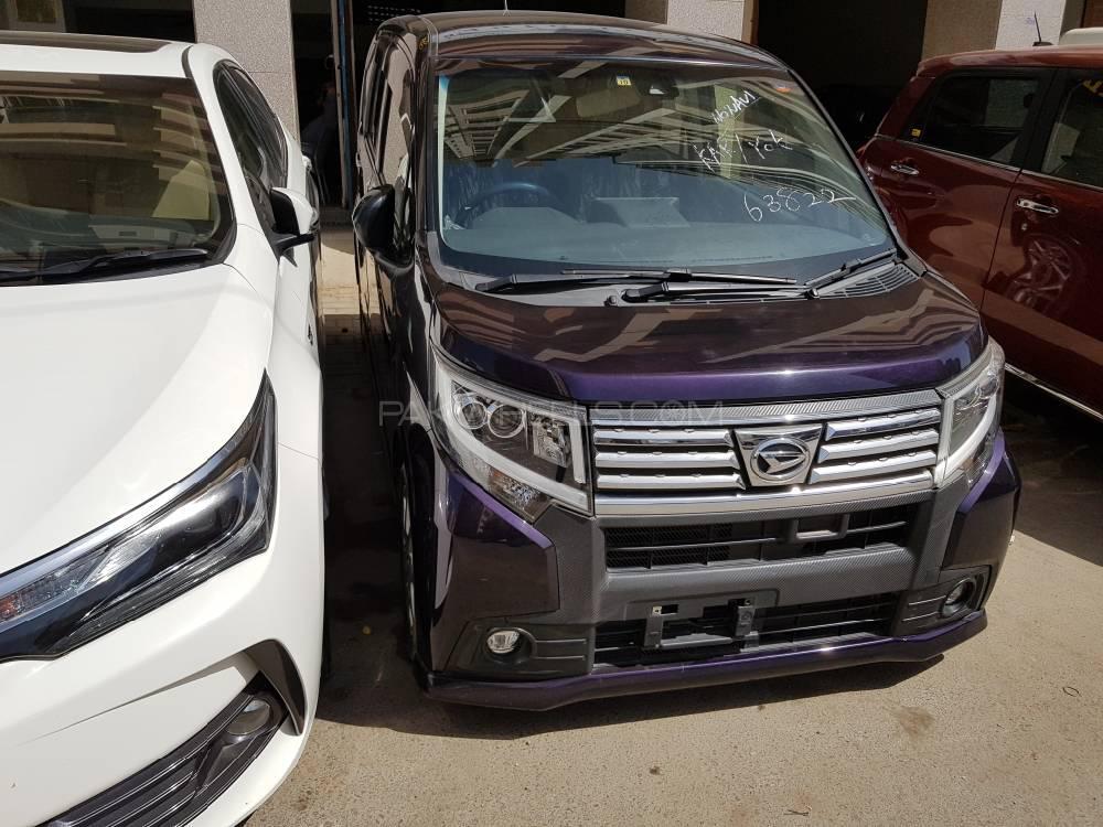 Daihatsu Move Custom X 2015 Image-1