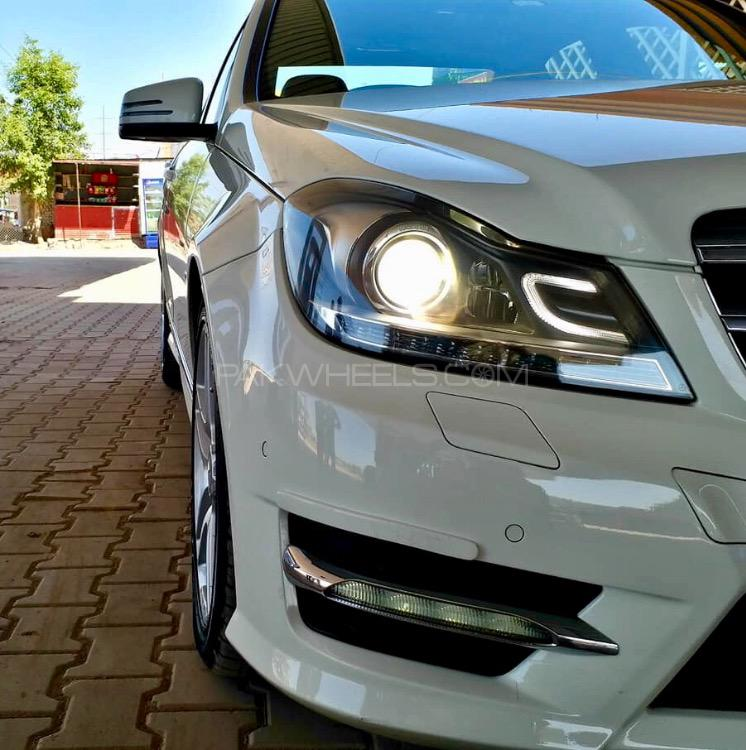 Mercedes Benz Service Schedule Cost: Mercedes Benz C Class C200 2012 For Sale In Islamabad