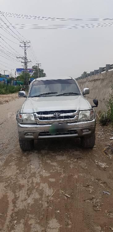 Toyota Hilux Tiger 2004 Image-1