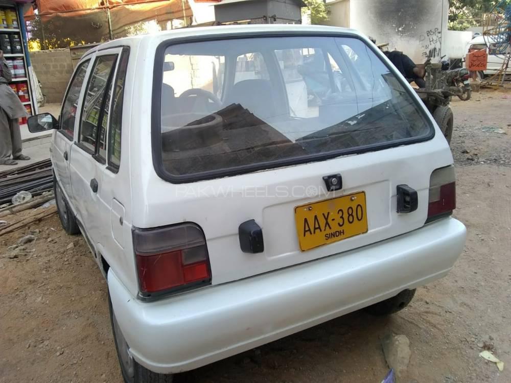 Suzuki Mehran Vxr Cng 1997 For Sale In Karachi Pakwheels