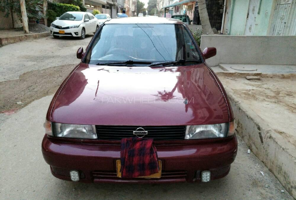 Nissan Sunny JX 1992 Image-1