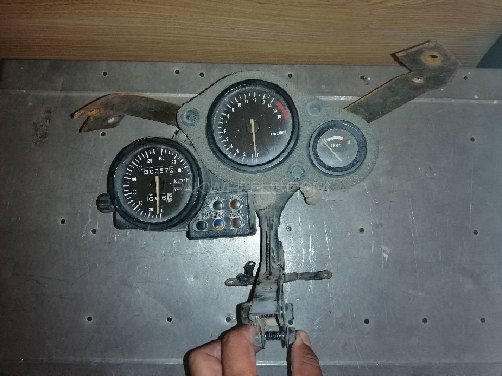 orignal meter of heavybike Image-1