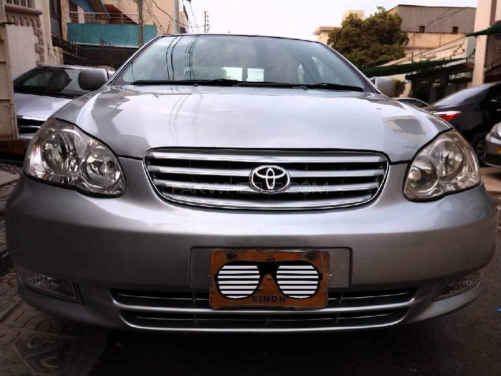 Toyota Corolla Altis 1.8 2006 Image-1
