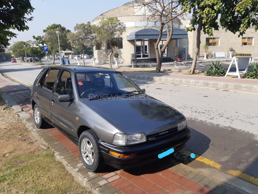 Daihatsu Charade 1988 For Sale In Islamabad Pakwheels