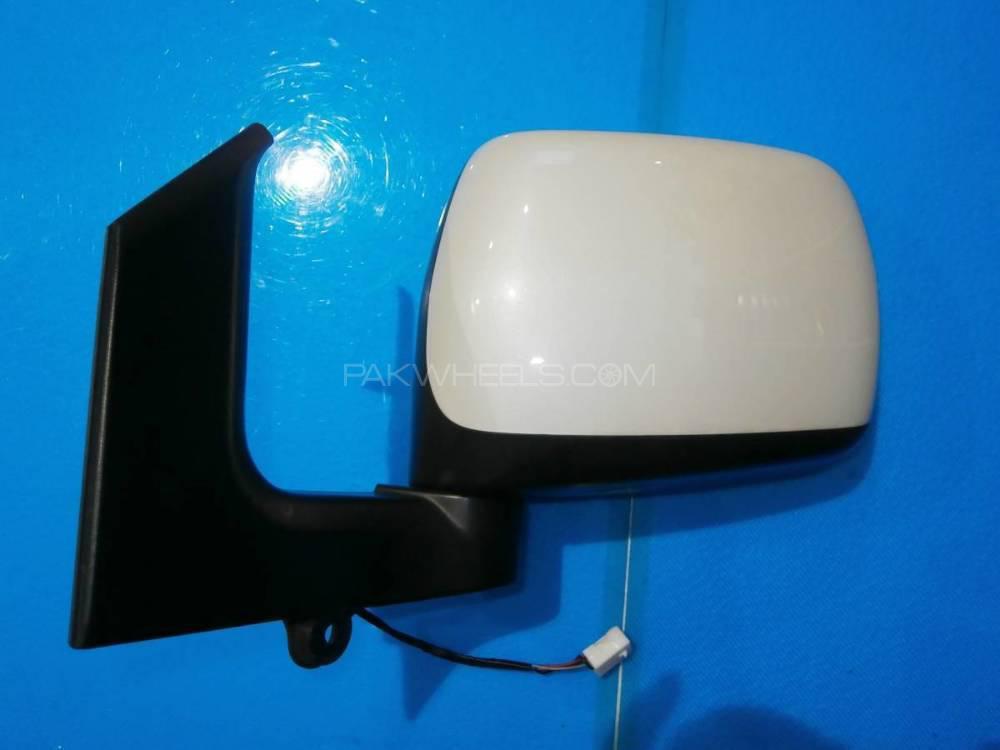 Suzuki ALTO Japani model 2006 to 2010 Retractable Side Mirro Image-1