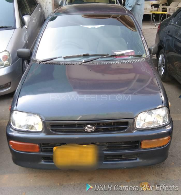 Daihatsu Cuore CX Ecomatic 2011 Image-1