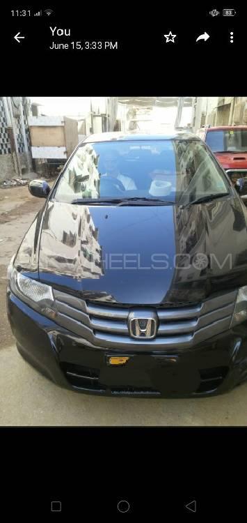 Honda City 1.3 i-VTEC Prosmatec 2011 Image-1