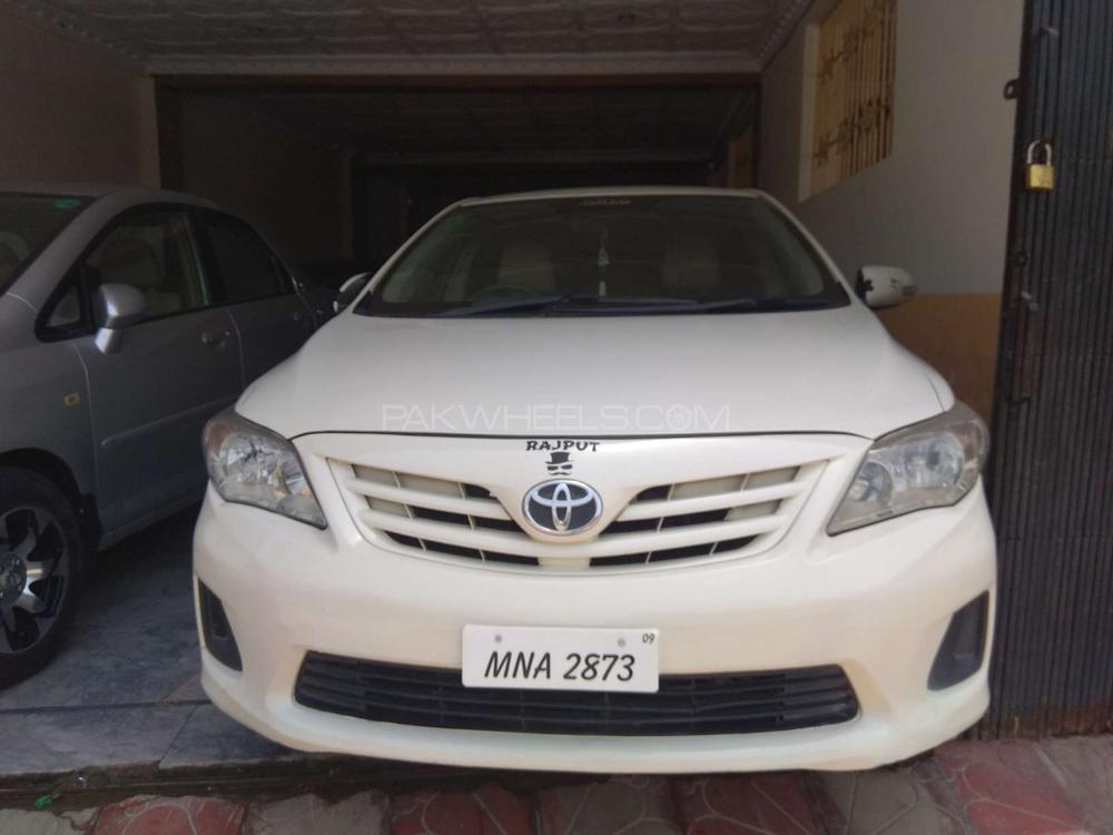 Toyota Corolla Xli Vvti 2009 For Sale In Multan