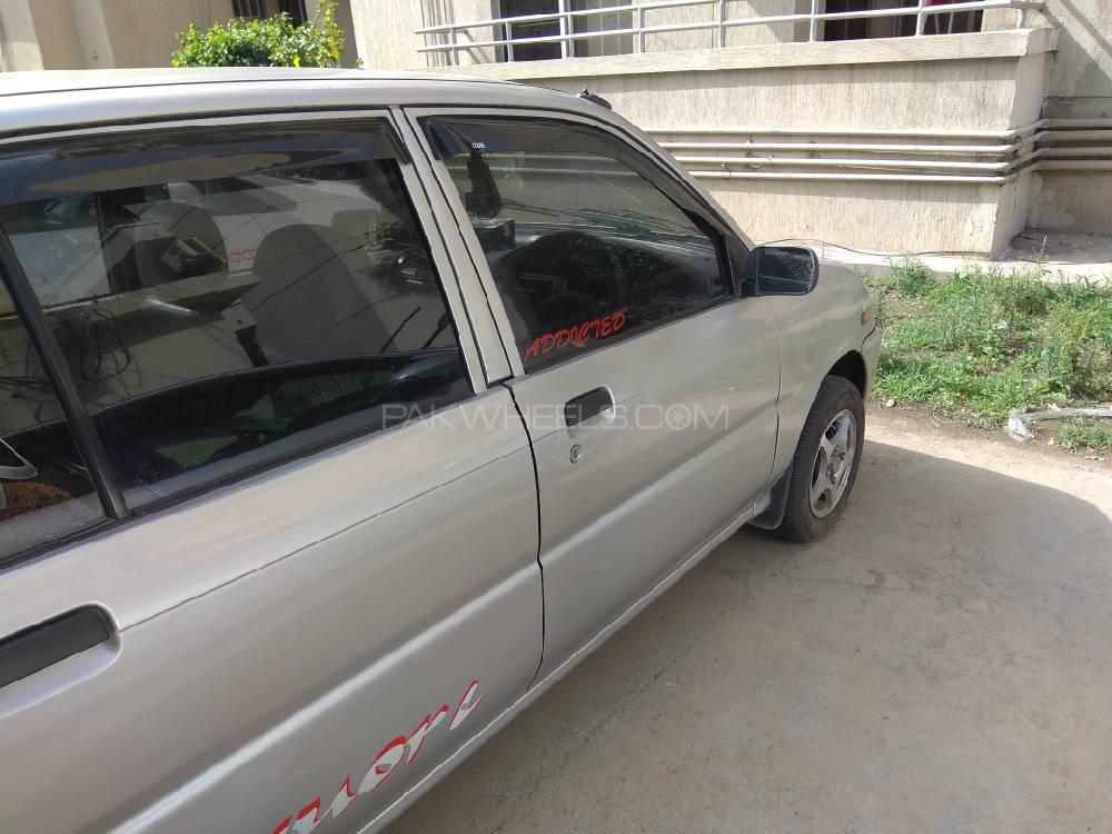 Daihatsu Cuore CX Eco 2002 Image-1