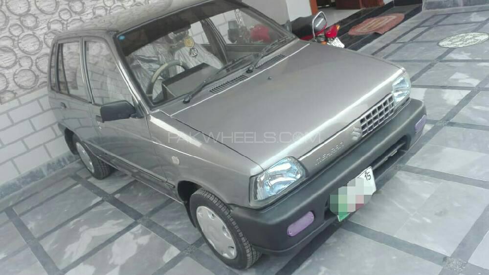 Suzuki Mehran VX Euro II 2015 Image-1