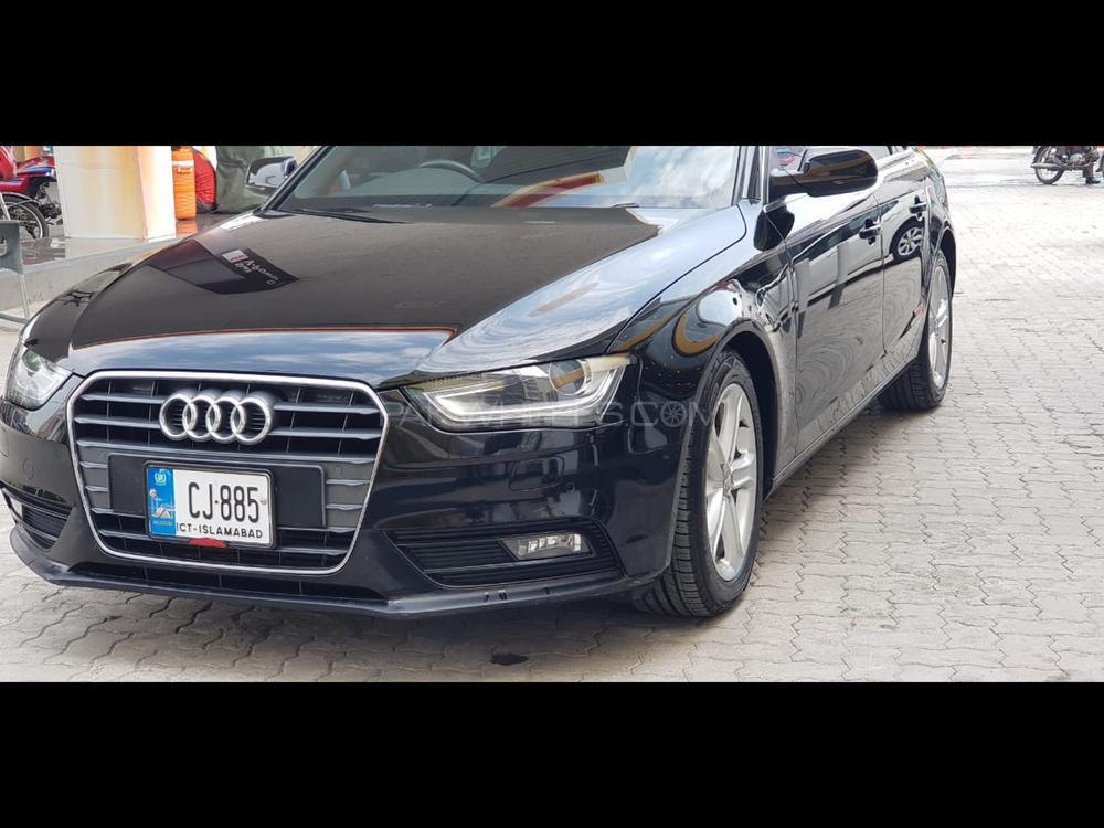 Audi A4 1.8 TFSI 2014 Image-1