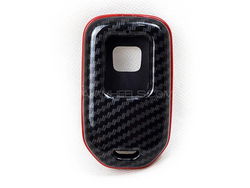 Carbon Key Cover For Honda Civic 2016-2019 Image-1