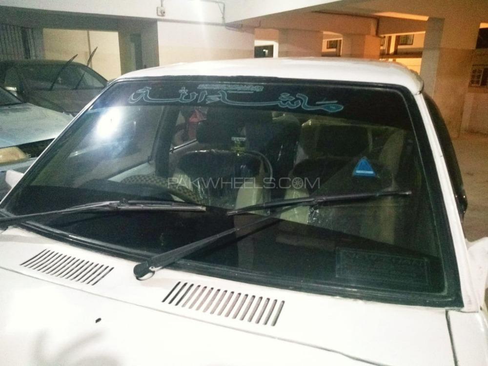 Daihatsu Charade Cs 1987 For Sale In Karachi Pakwheels