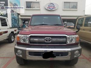 Toyota Land Cruiser Cars for sale in Karachi | PakWheels