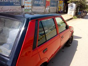 Red Daihatsu Charade 1986 Cars For Sale In Pakistan Verified Car