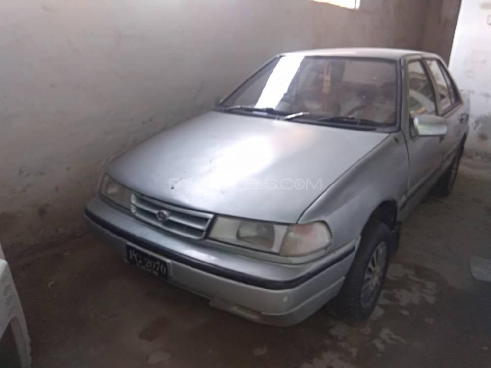 Hyundai Excel 1996 Image-1