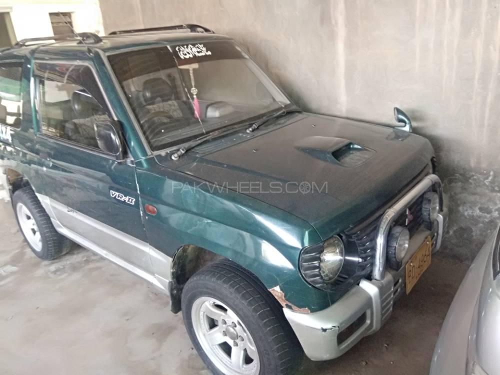 Mitsubishi Pajero Mini Active Field Edition 1996 Image-1