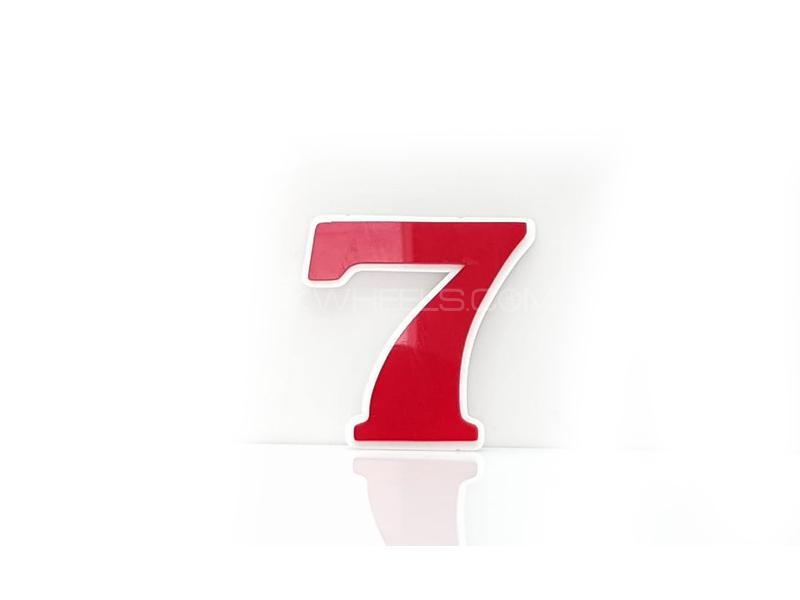7 Plastic Pvc Emblem Image-1