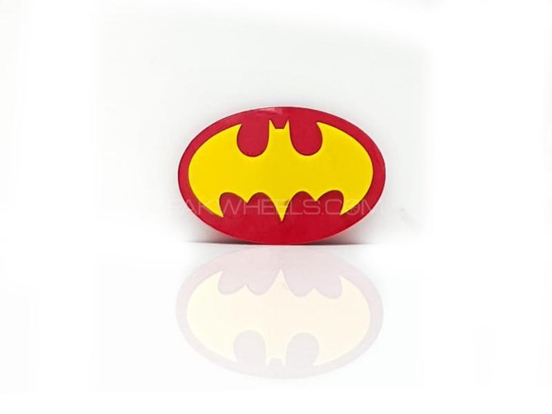 Batman Plastic Pvc Emblem Image-1