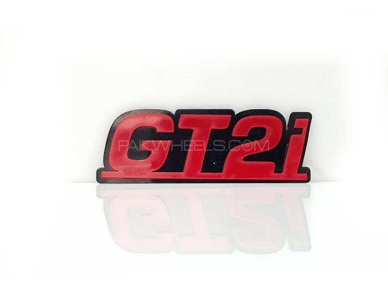 Gt2i Plastic Pvc Emblem Image-1
