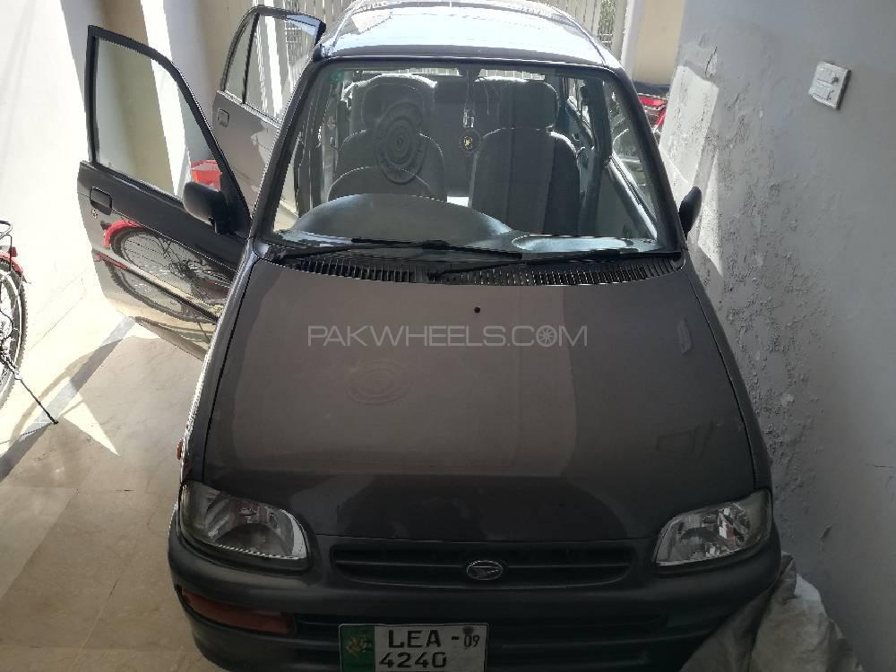 Daihatsu Cuore CX Automatic 2009 Image-1