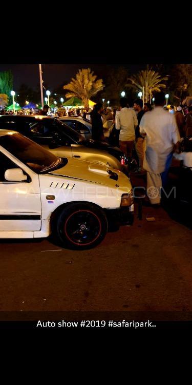 Daihatsu Charade Gt Ti 1987 For Sale In Karachi Pakwheels