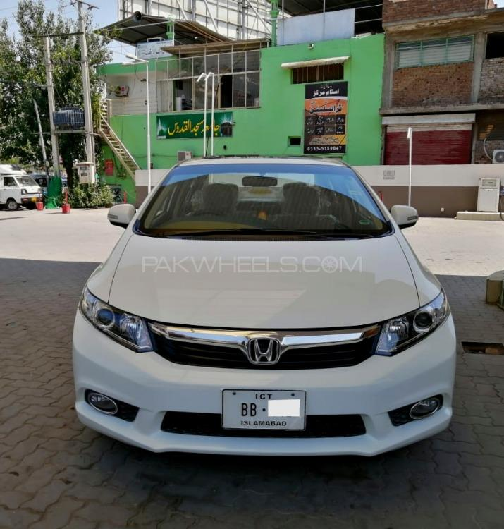 Honda Civic VTi Oriel Prosmatec 1.8 I-VTEC 2014 For Sale