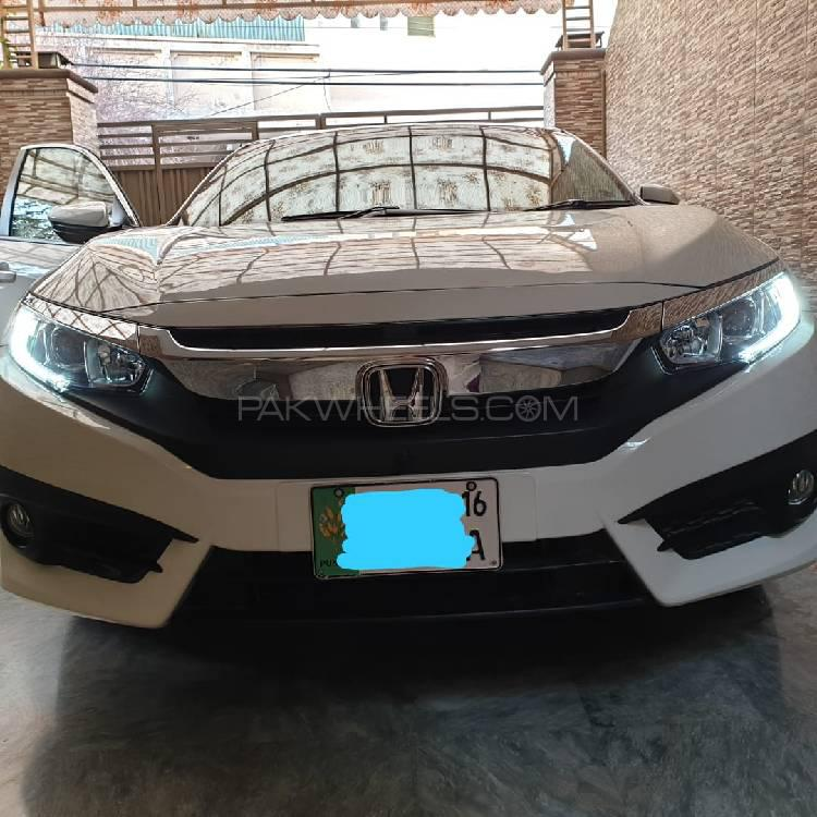 Honda Civic VTi Oriel Prosmatec 1.8 I-VTEC 2016 For Sale