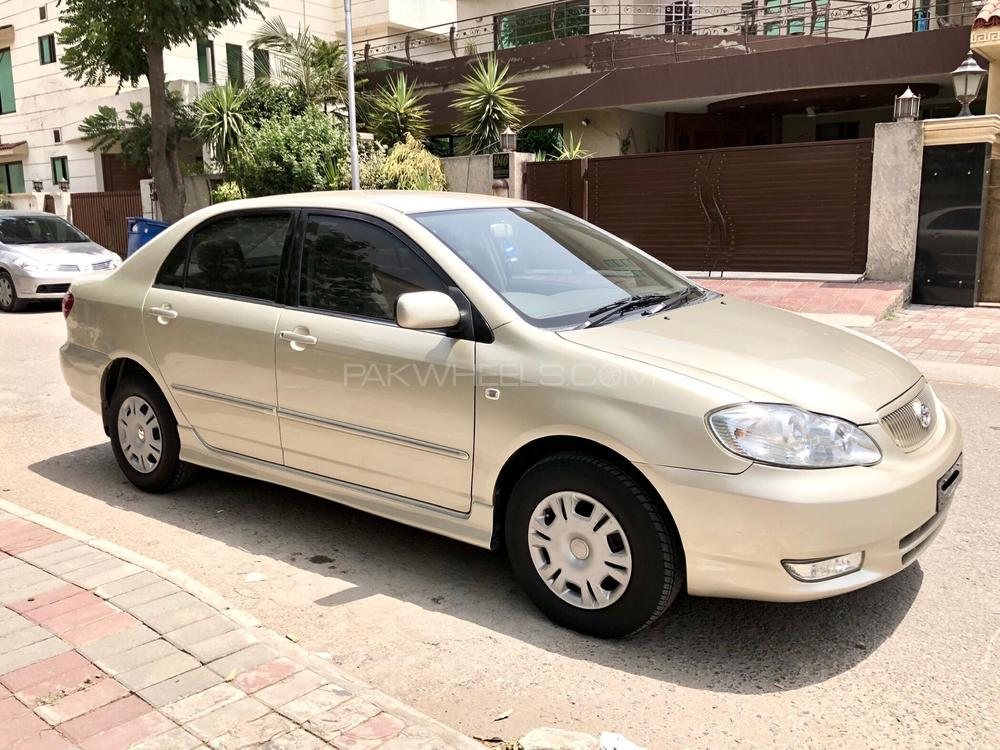 Toyota Corolla Altis 1.8 2005 Image-1