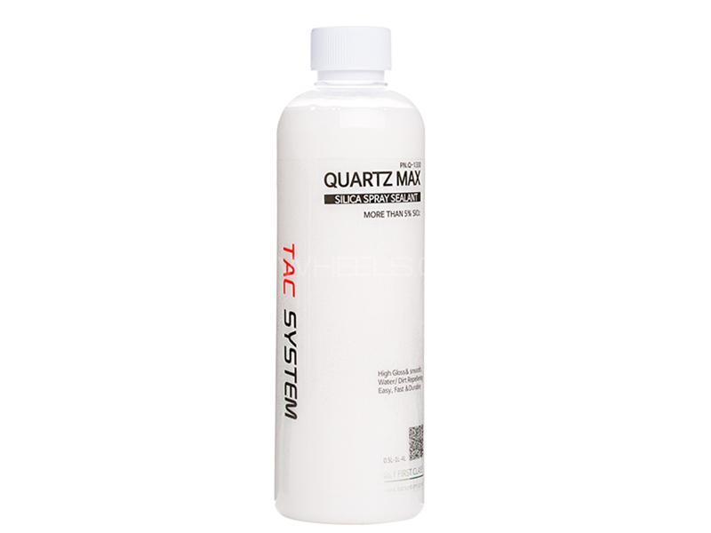 Tac System Quartz Max Coating And Standalone Sio2 - 500ml Image-1