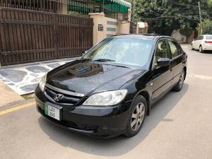 Honda Civic 2005 Cars for sale in Lahore | PakWheels