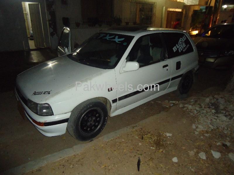 Daihatsu Charade 1987 Image-4