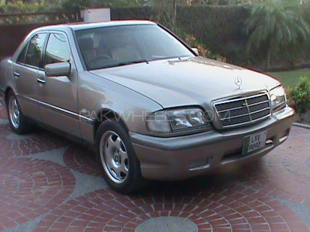 Mercedes Benz C Class C200 1998 Image-1