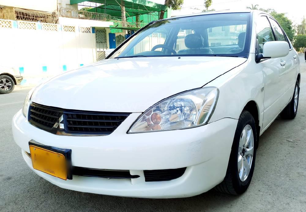 Mitsubishi Lancer GLX Automatic 1.6 2006 Image-1