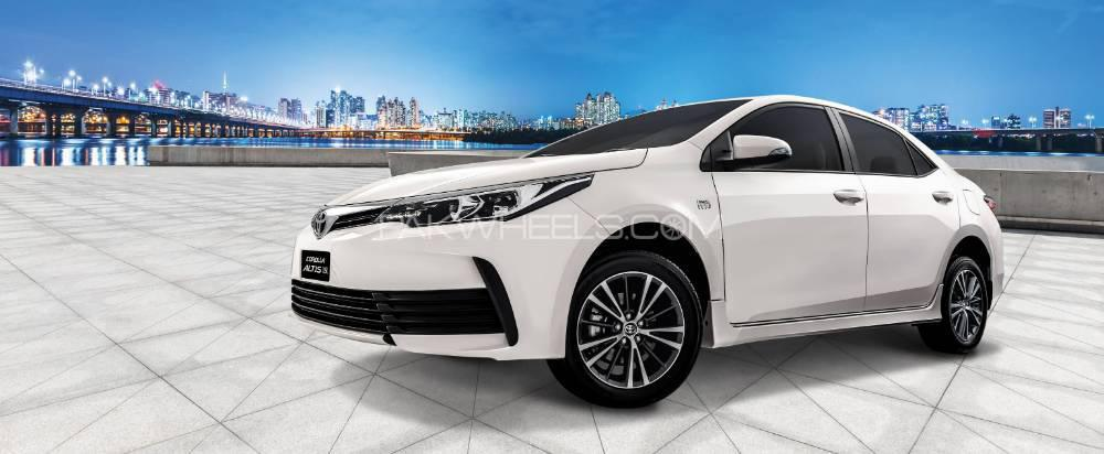 toyota corolla altis automatic 1 6 2019 for sale in lahore