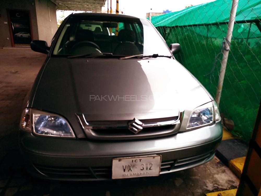 Suzuki Cultus VXRi 2012 Image-1