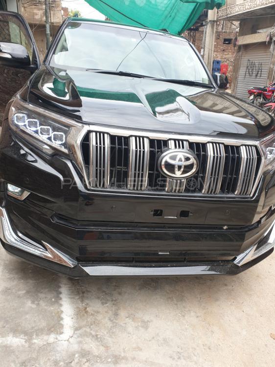 Toyota Prado TX Limited 2.7 2014 Image-1