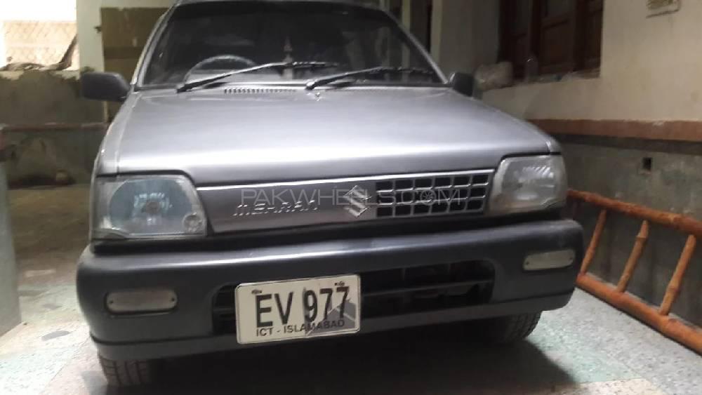 Suzuki Mehran 2015 Image-1
