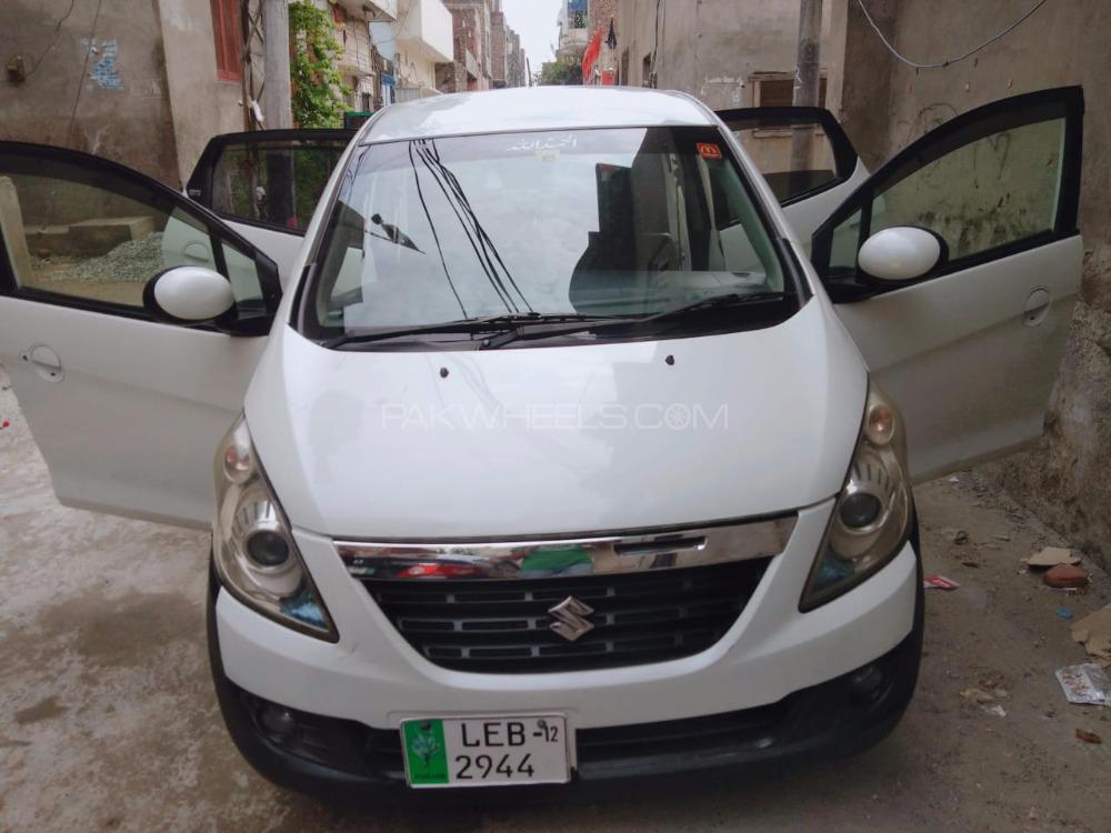 Suzuki Cervo G Limited 2012 Image-1