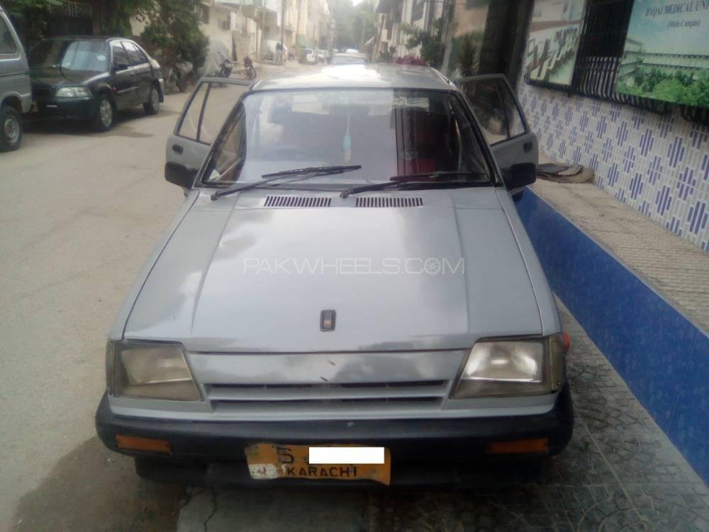 Suzuki Khyber Ga 1991 For Sale In Karachi Pakwheels