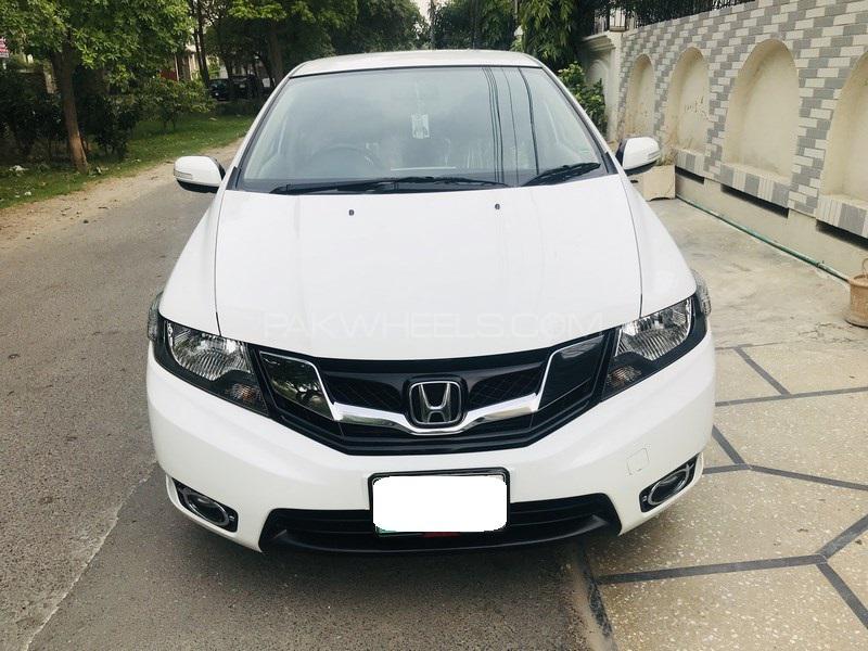 Honda City Aspire Prosmatec 1.5 i-VTEC 2018 Image-1