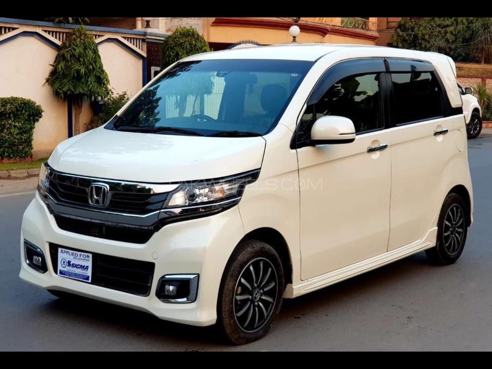 Used Honda N Wgn for Sale at Sigma Motors Lahore | Showroom in LahoreSigma Motors