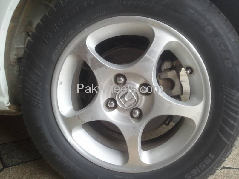 Honda civic 2002 OEM Wheels For sale for sale in Sialkot - Parts & Accessories | PakWheels