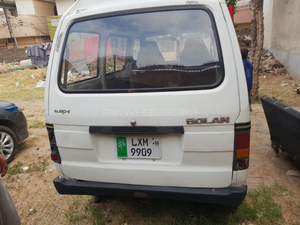 Suzuki Bolan VX 1999 Image-1